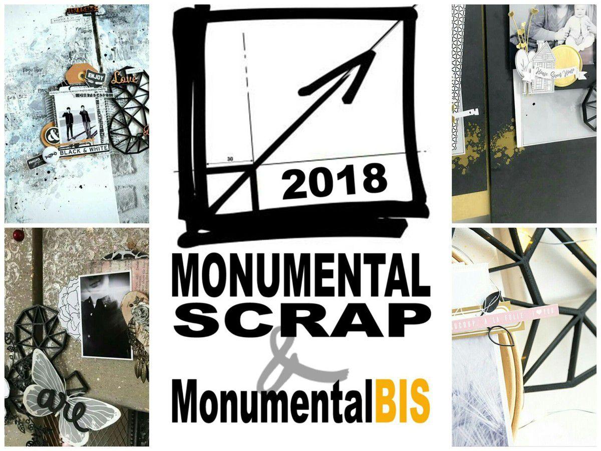 Monumental Scrap 2018 !