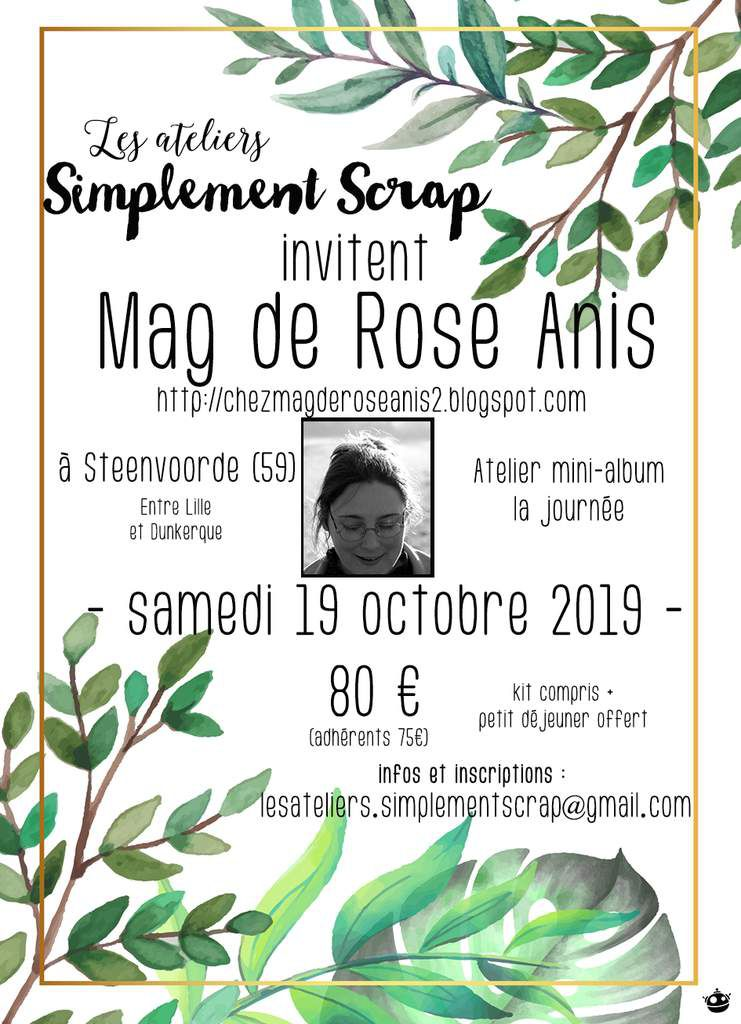 CROP le 19 octobre 2019 !