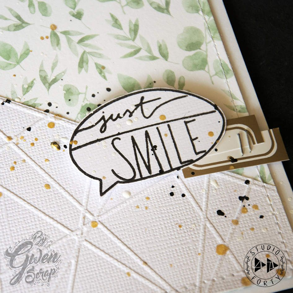 Trio de cartes fleuries ! {Studio Forty}