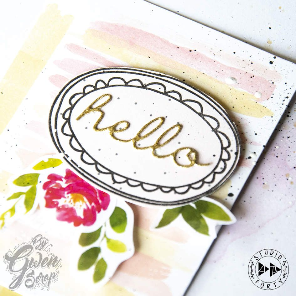 Quelques cartes ! {Studio Forty}