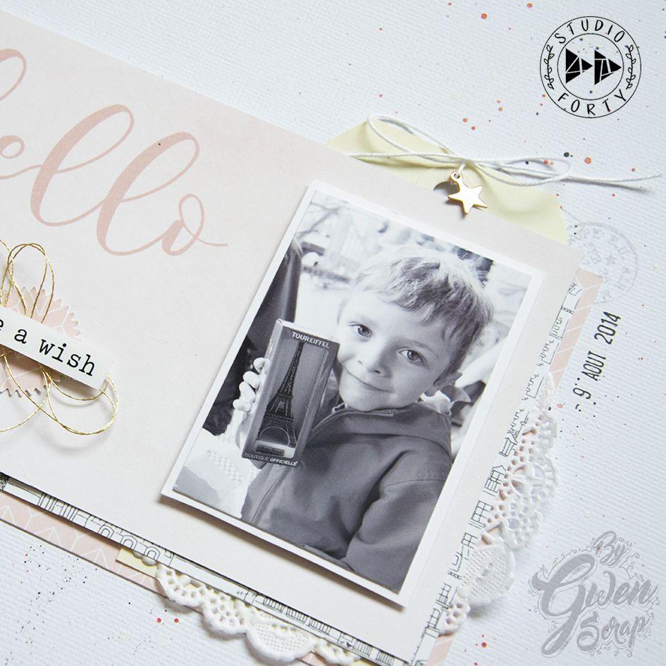 Hello | Page | DT Studio 40