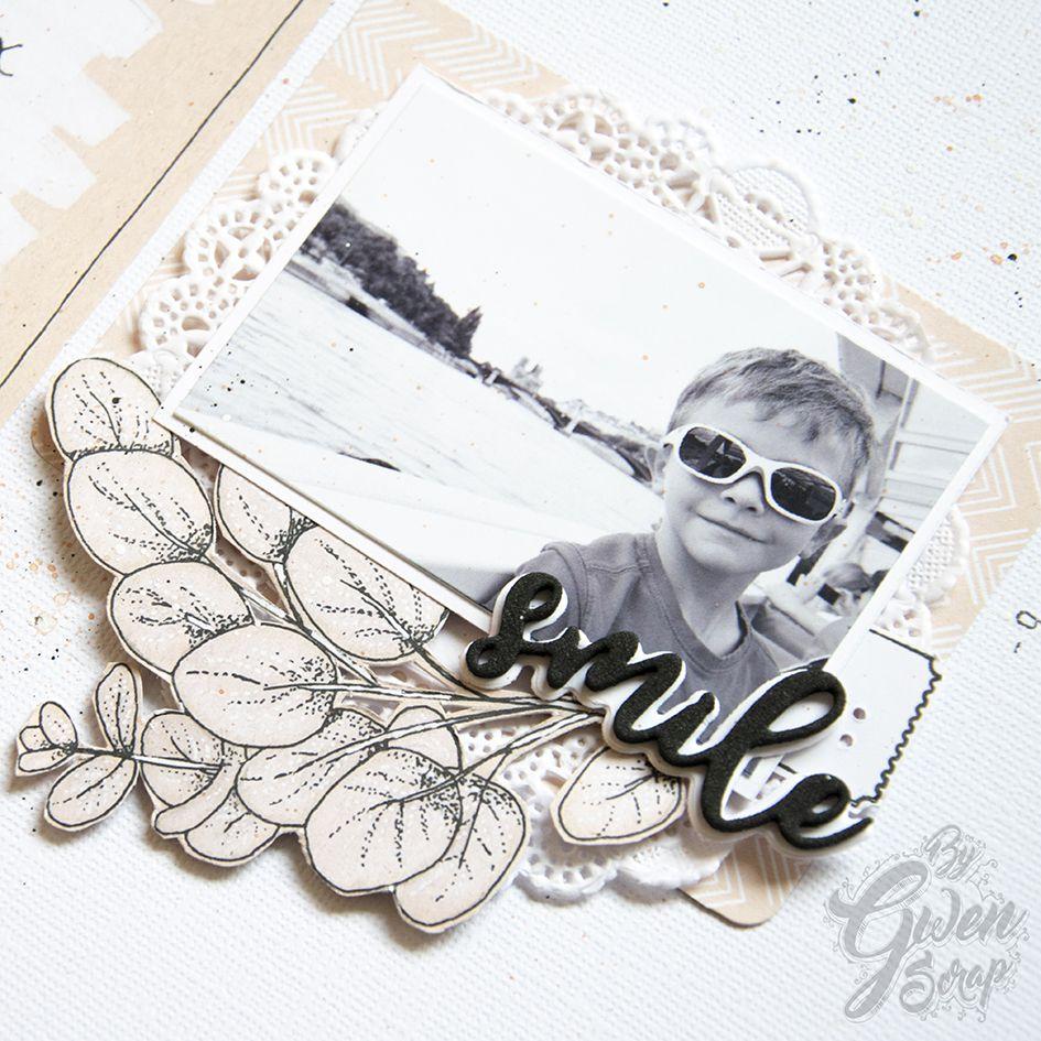 Smile | Page | DT DIY & Cie