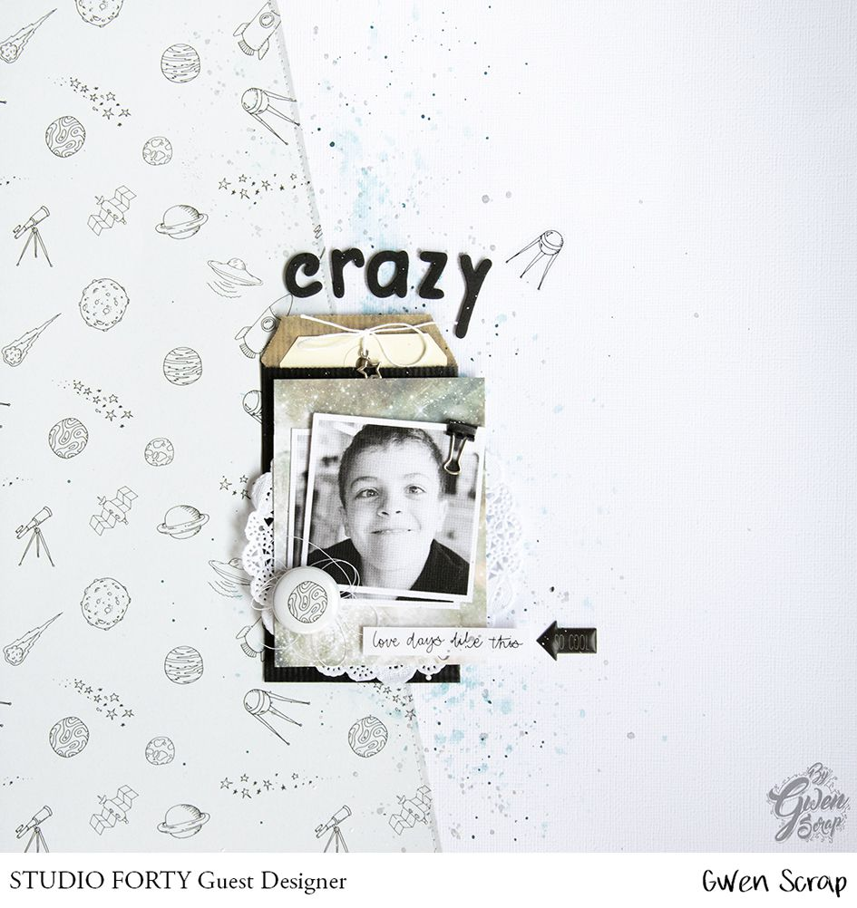 Crazy | Page | DT Studio 40
