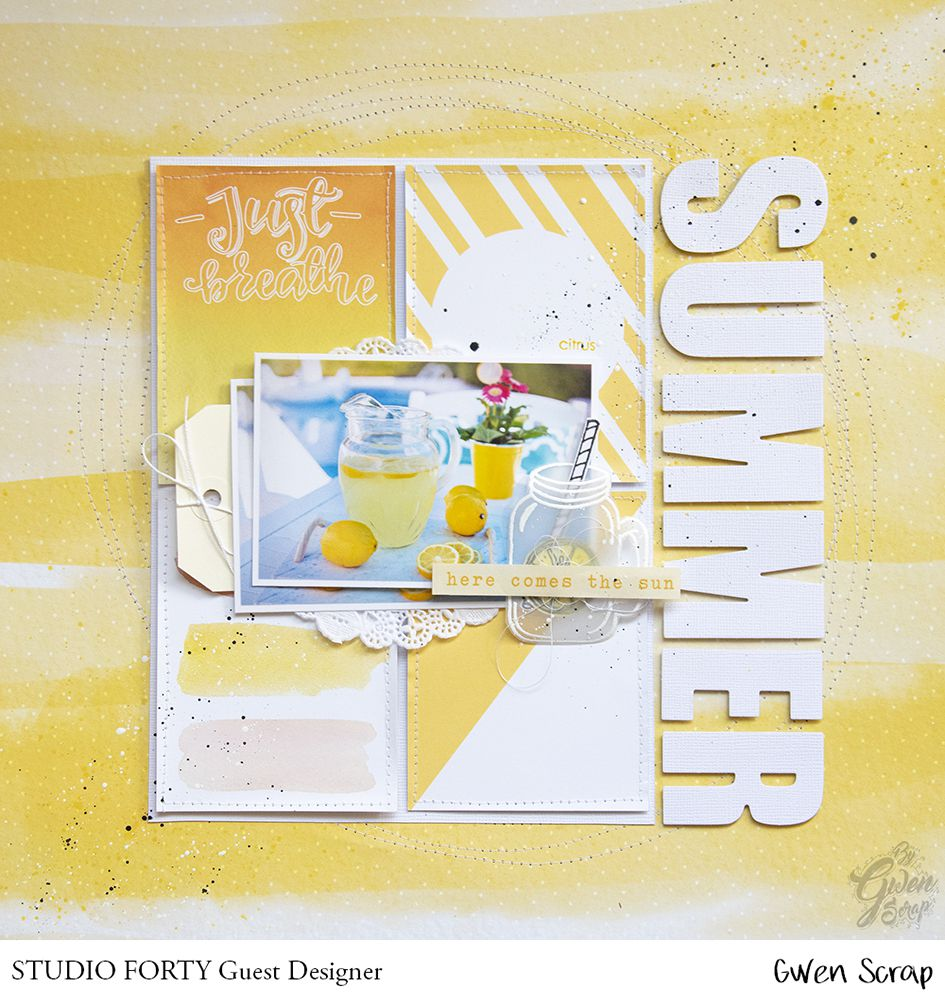 Summer | Page | DT Studio 40