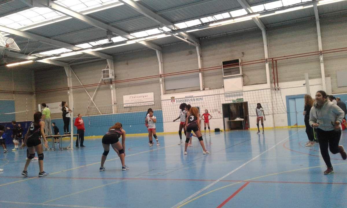 As Volley semaine du 28  au 2 décembre