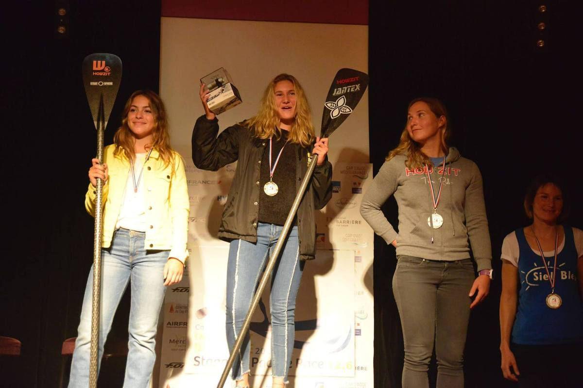 Yannick Pinaud revient sur l'excellente année de La Cigale Surf Club et de ses athlètes ! ( par TotalSUP )