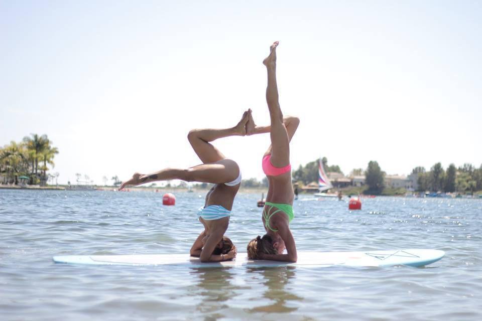 SoCal Paddle Yoga