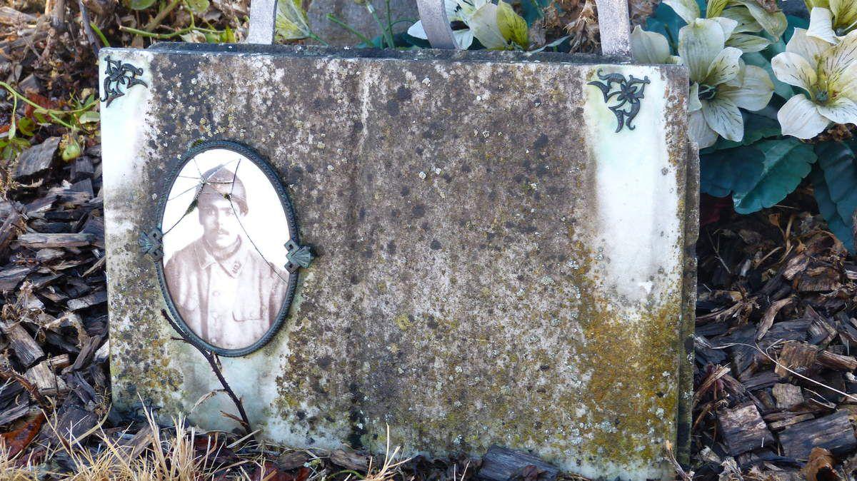 Découverte du monument aux morts de Linselles