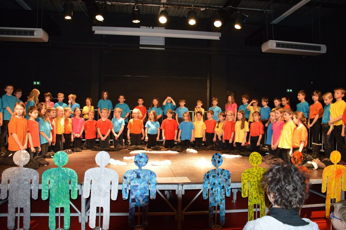 Madassa: spectacle musical des CM1