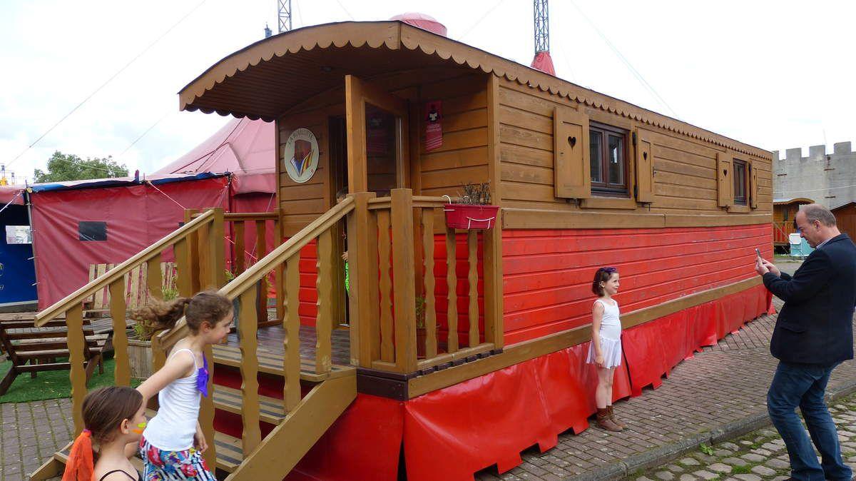 Un lieu magique pour les enfants...