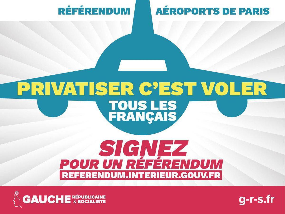 POURQUOI IL NE FAUT PAS PRIVATISER AÉROPORTS DE PARIS (ADP)