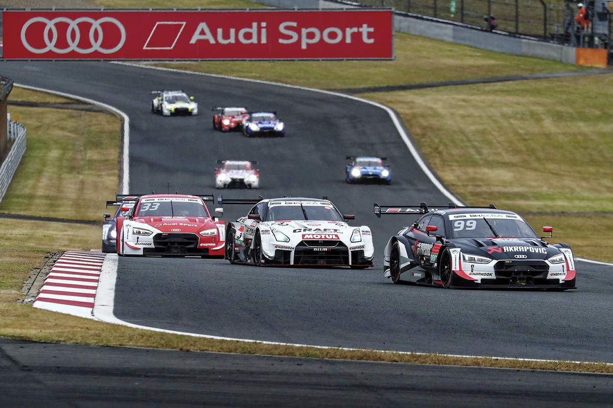 Fuji Speedway  Japanese D T M  - SGT  2019