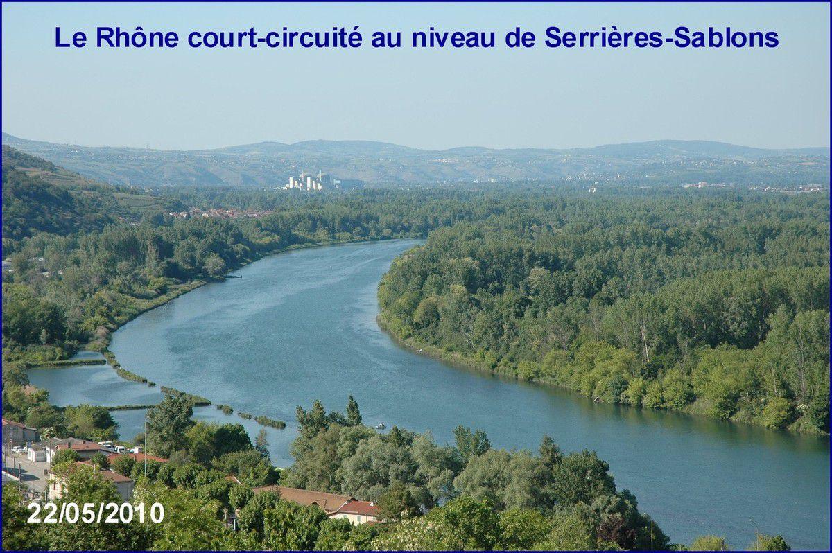 Réunion de concertation sur la prolongation de la concession du Rhône