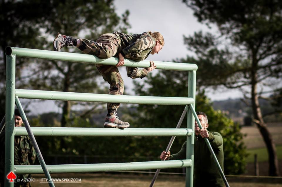 Boot camp avec Marius au club Défenses Tactiques / P.S.A ropenard
