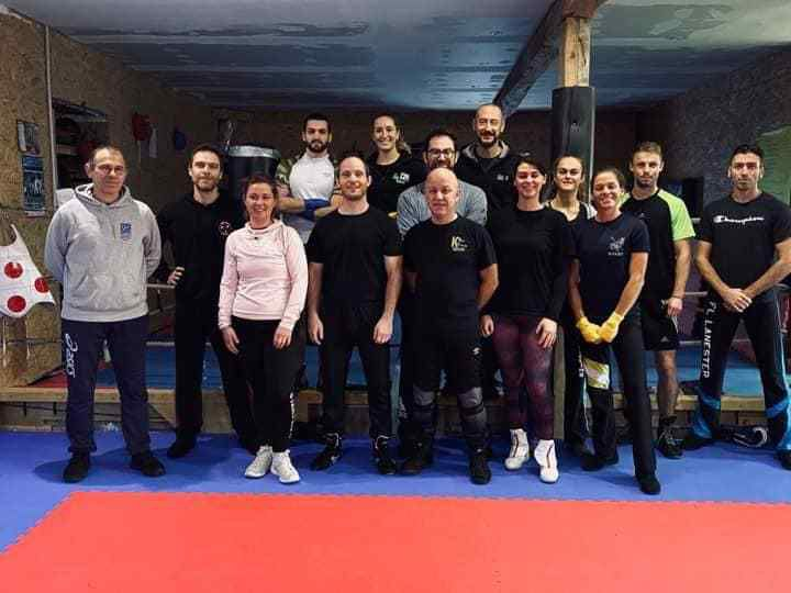 Photo UC1 formation savate boxe française