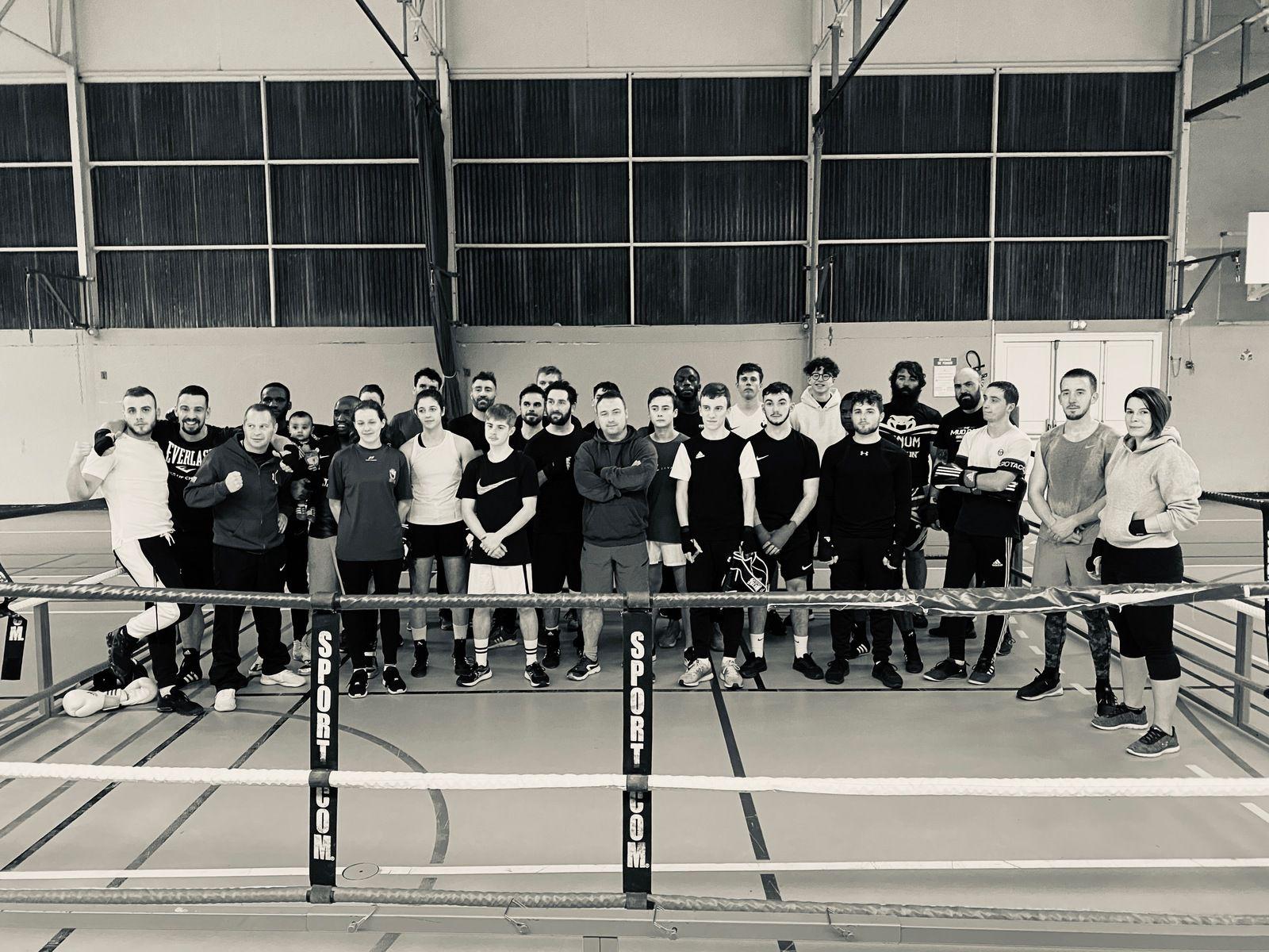 Club de boxe anglaise à Rennes