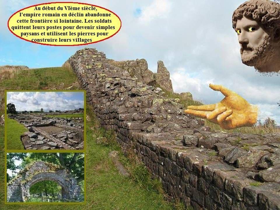 Les murs  de l'Histoire une vraie utopie