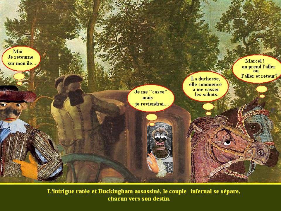 Buckingham story