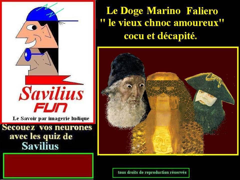 Le Doge Massimo Faliero