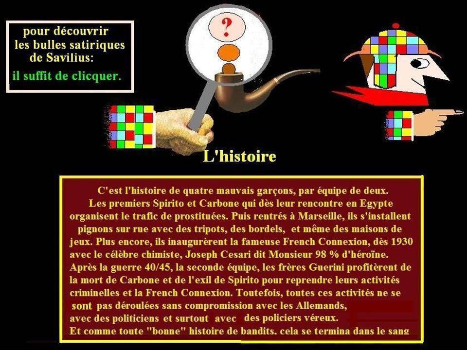 La French connexion série 2