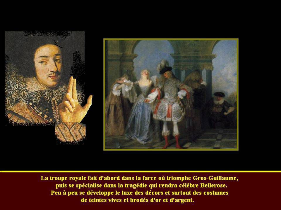 La Renaissance du théâtre au XVII ème siècle