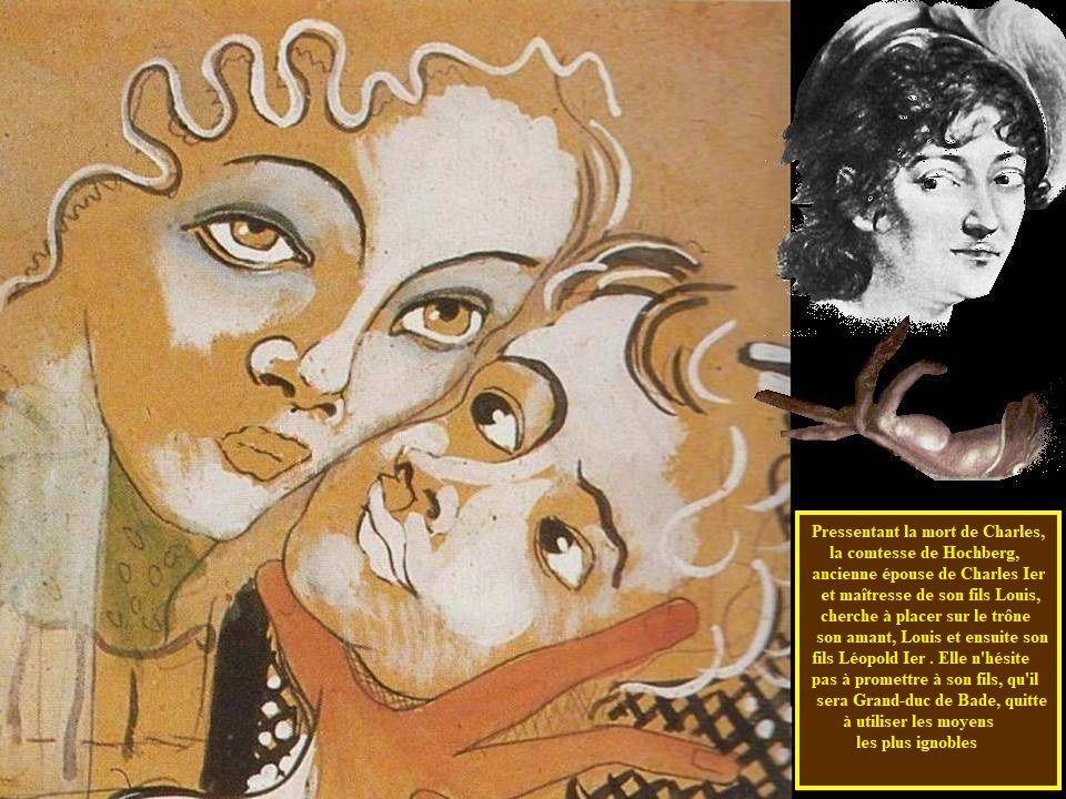Kaspar Hauser l'héritier de trop
