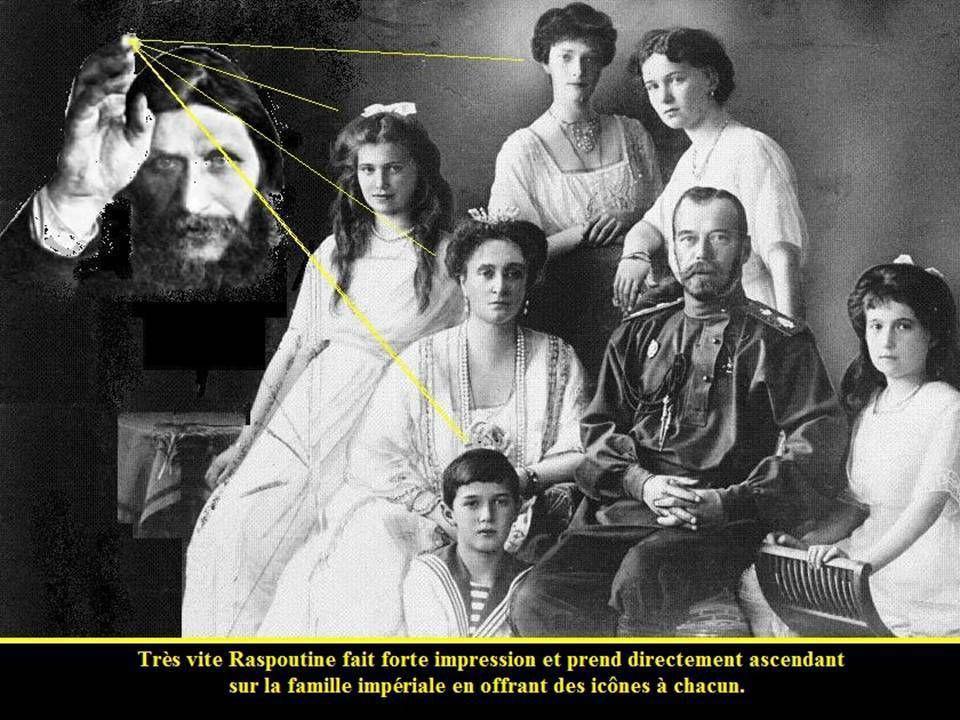 Assassinat de Raspoutine