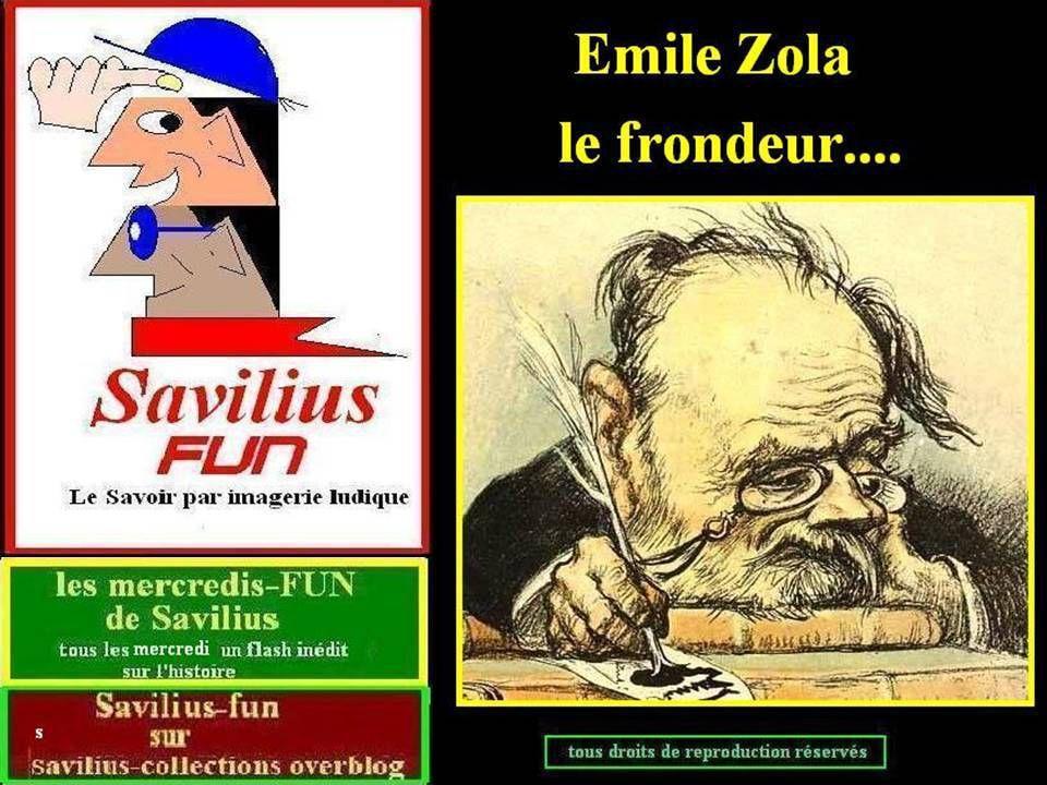 Emile Zola et ses frondeurs