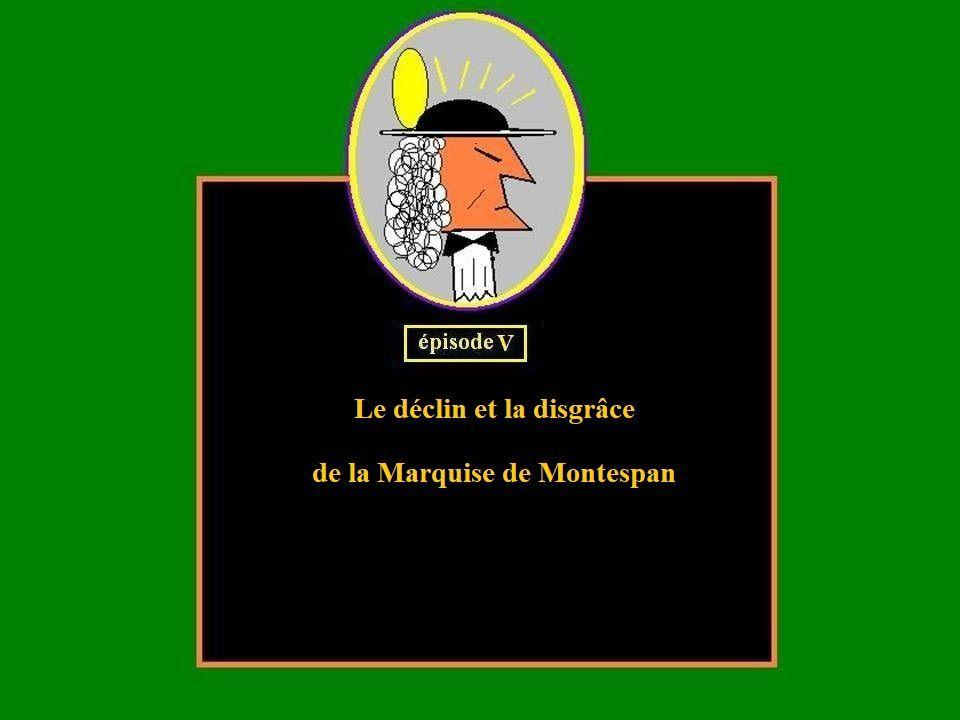 Le face à face La Montespan/ La Maintenon
