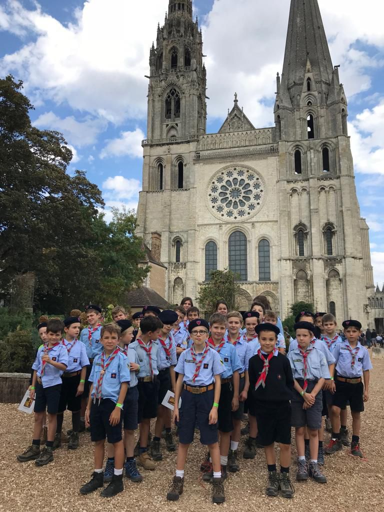 Chartres 2018 !