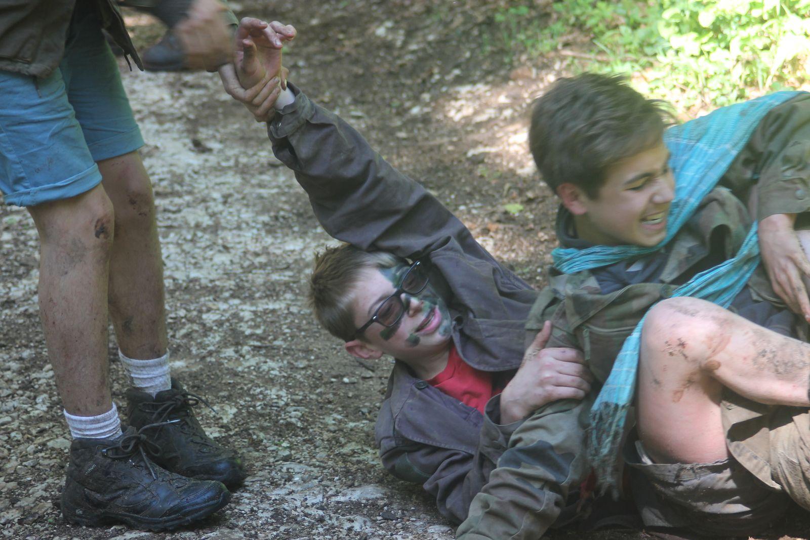 Photos camp Jura 2014
