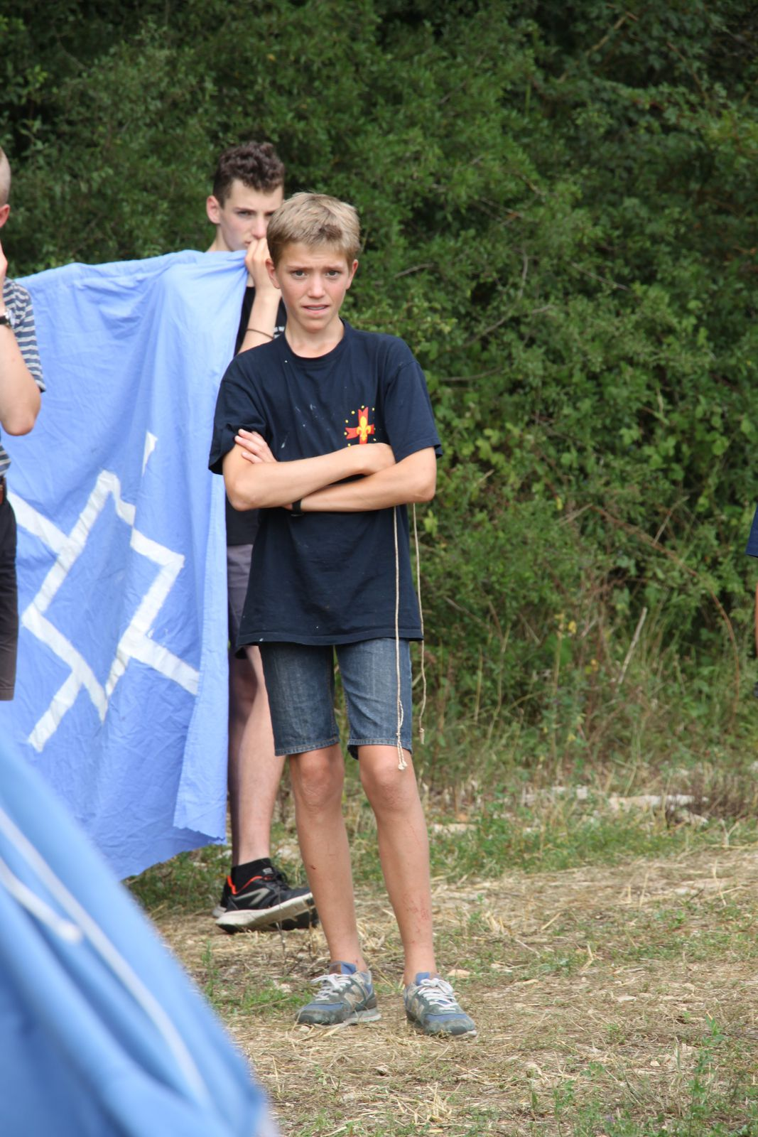 Photos du camp Bourgogne 2018