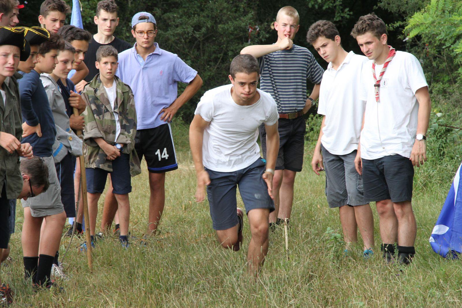 Photos du camp Bourgogne 2018