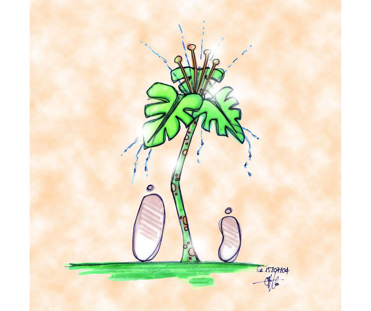 La plante exotique