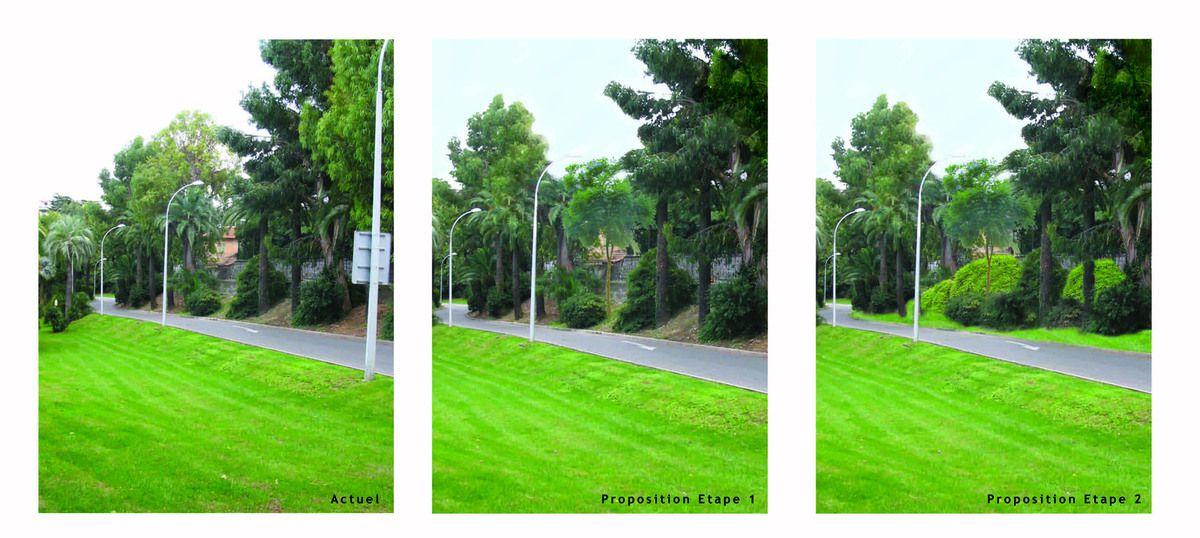 Parc de l'Indochine / Nice (06)