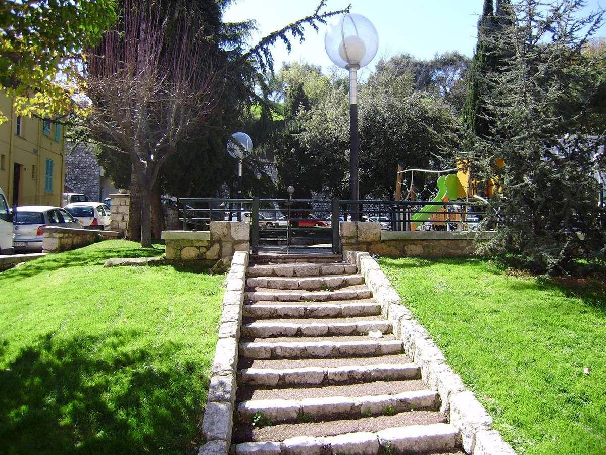Jardin Louis Maccagno / Nice (06)