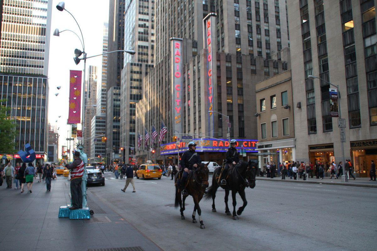 ALBUM - ETATS-UNIS 2010 : NEW-YORK