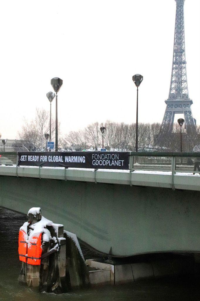 ALBUM - FRANCE : PARIS SOUS LA NEIGE 2018