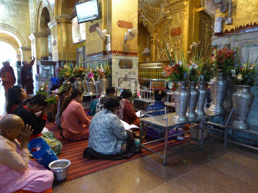 J3 – Mardi 3 janvier 2017 – Mandalay (Myannmar)