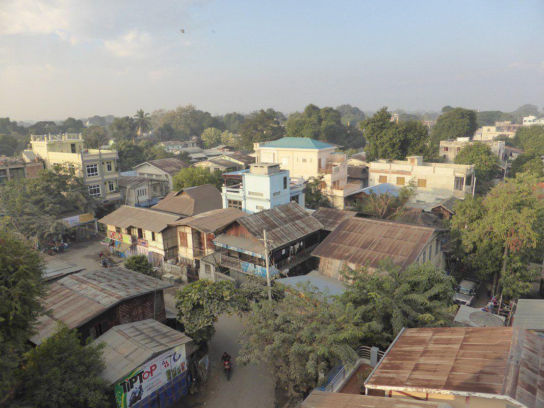 J4 - Autour de Mandalay, les 3 autres villes royales