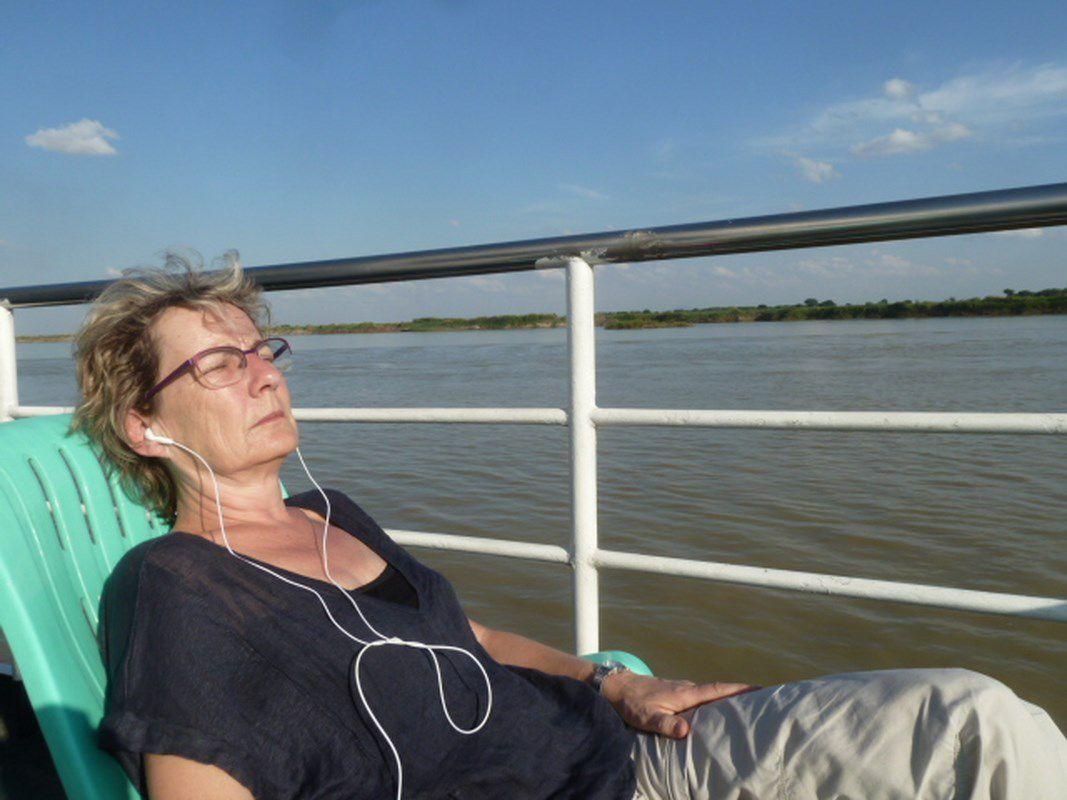 J5 – Jeudi 5 janvier 2017 – Descente de l'Irrawaddy jusqu'à Bagan