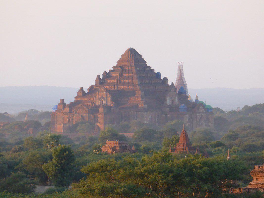 J6 – Vendredi 6 janvier 2017 – Bagan et ses 2.000 temples bouddhistes.