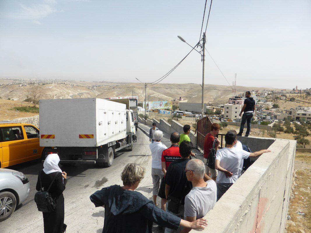 Au cœur de la vie palestinienne