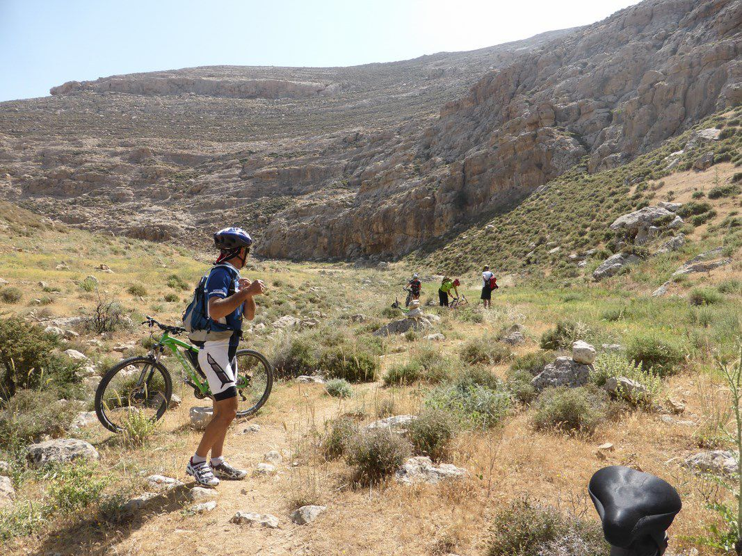 Dans le Wadi Jahar