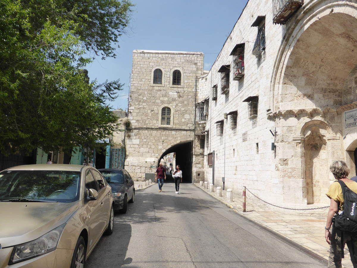 Dans les souks de Jérusalem
