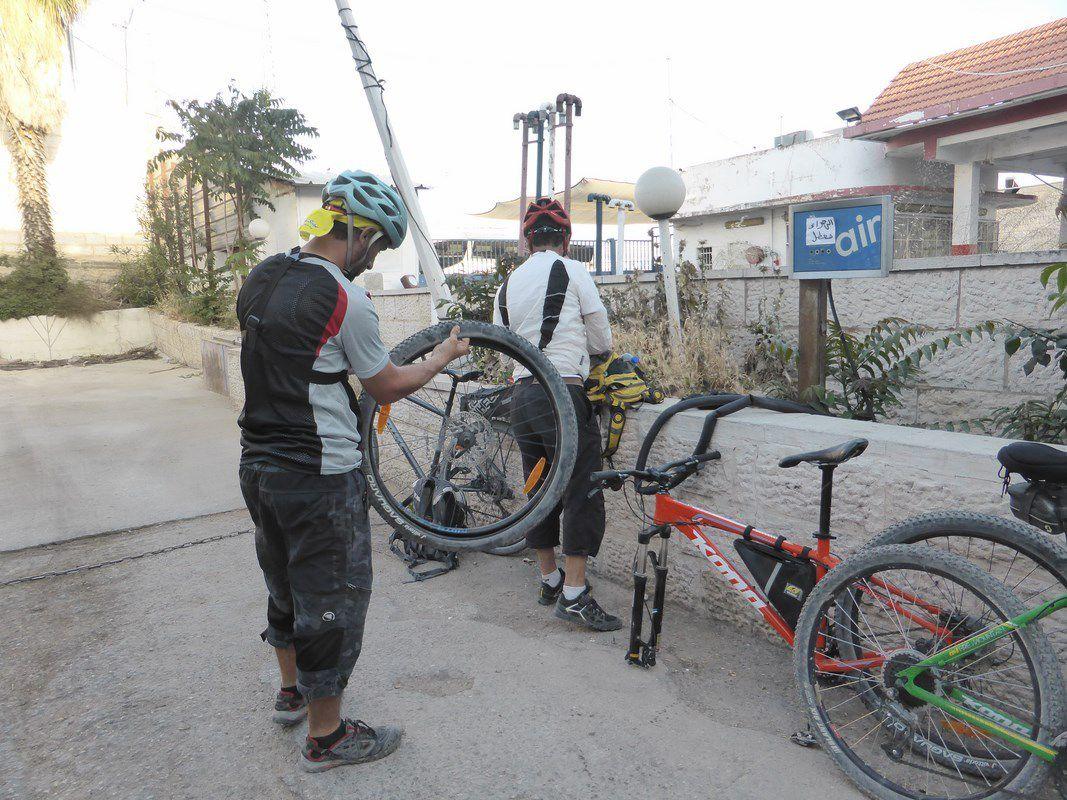 J5 - de Tar Al Qatar à Bethlhem
