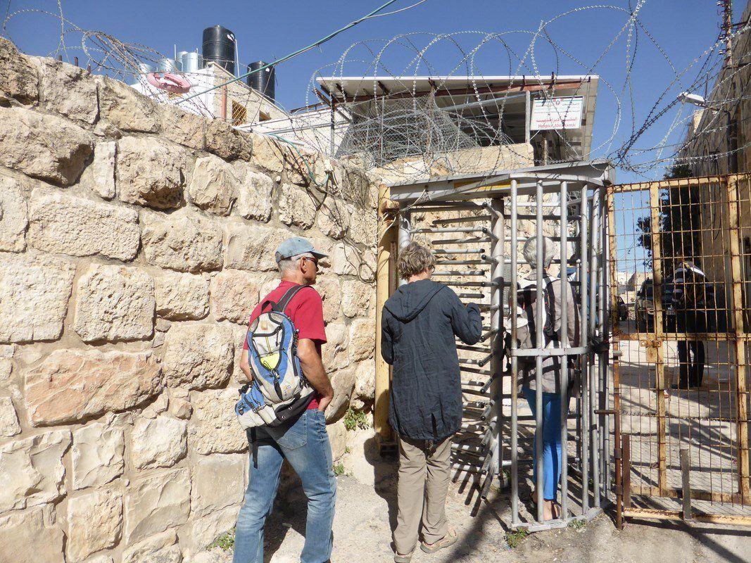 J8 - de Hébron à Jérusalem