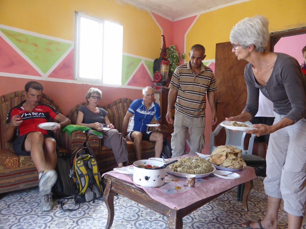 J6 - de Bethléhem au Campement d'Abou Ismaël