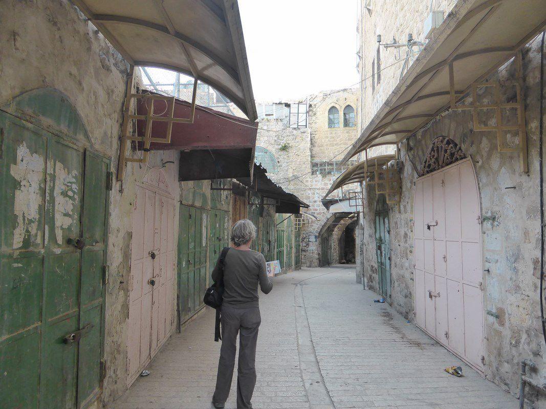 J7 - du Campement d'Abou Ismaël à Hébron