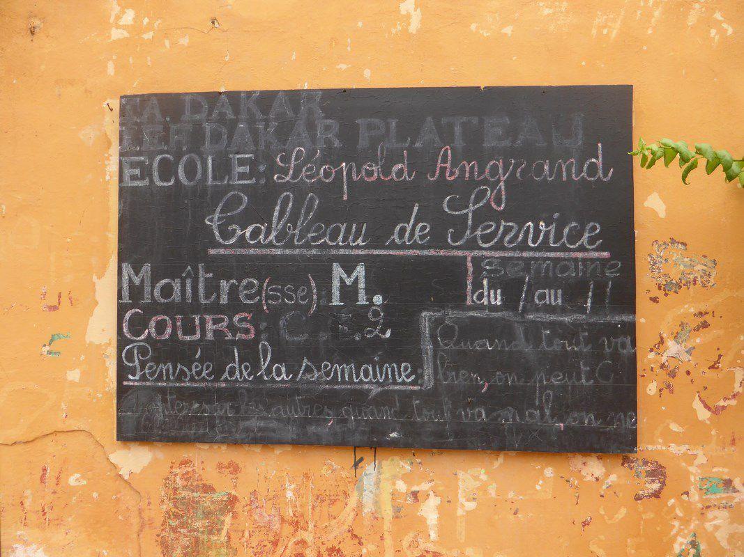 Samedi 26 août 2017 – Gorée